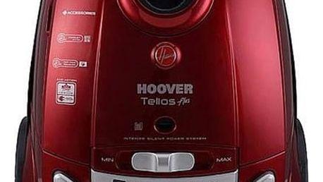 Vysavač podlahový Hoover TE70_TE75011 + dárek Turbohubice vzduchová Hoover Télios Plus J53 v hodnotě 999 Kč + DOPRAVA ZDARMA