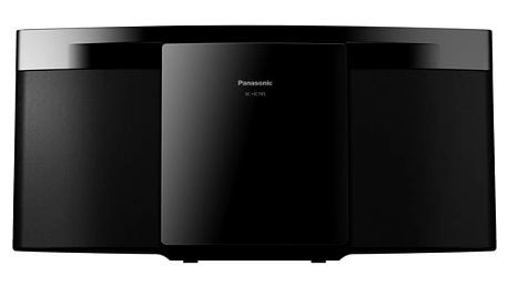 Mikrosystém Panasonic SC-HC195EG-K černý