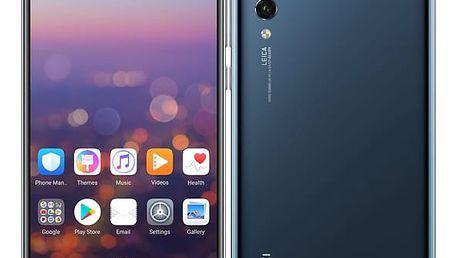 Mobilní telefon Huawei P20 Pro Dual SIM (SP-P20PDSLOM) modrý Software F-Secure SAFE, 3 zařízení / 6 měsíců v hodnotě 979 Kč + DOPRAVA ZDARMA