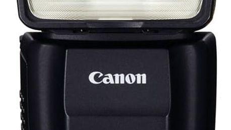 Blesk Canon Speedlite 430EX III-RT externí černý (0585C011)