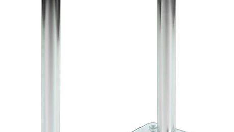 Stilista 32408 Set 2 reproduktorových stojanů čirá