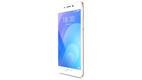 Mobilní telefon Meizu M6 Note (M721H/32GB/Gold) zlatý SIM karta T-Mobile 200Kč Twist Online Internet v hodnotě 200 Kč + DOPRAVA ZDARMA