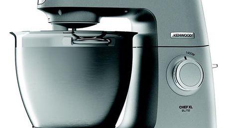 Kuchyňský robot Kenwood Chef XL Elite KVL6420S stříbrný