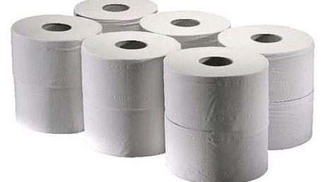 Tork Advanced T2 Toaletní papír v Mini Jumbo roli, 2 vrstvy, 12ks 25240