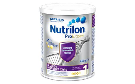 NUTRILON 1 ProExpert Allergy Digestive Care (450g) - kojenecké mléko