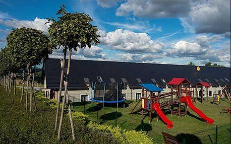 Parádní pobyt v moderní rezidenci u romantického ranče kousek od Krakova
