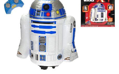 Star Wars R/C Jumbo R2-D2 - nafukovací robot na baterie
