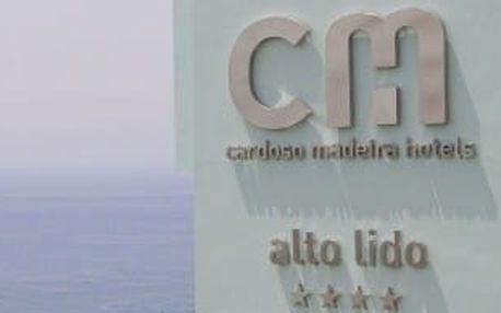 Madeira - Funchal na 8 dní, all inclusive, polopenze nebo snídaně s dopravou letecky z Prahy 500 m od pláže