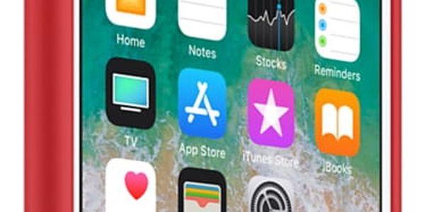 Kryt na mobil Apple pro iPhone 8/7 (PRODUCT)RED (MQGP2ZM/A) červený3
