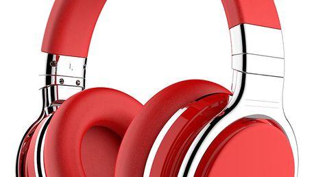Sluchátka Cowin E7 Barva: červená