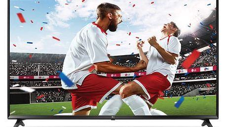 Televize LG 65UK6100PLB černá + DOPRAVA ZDARMA