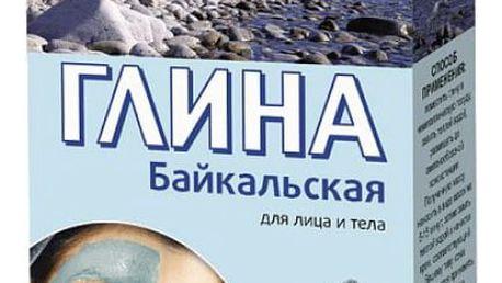 Omlazující a čistící modrý jíl z Bajkalu 100 g