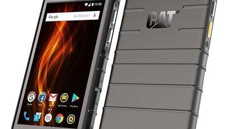 Mobilní telefon Caterpillar S31 Dual SIM černý + dárek (S31)