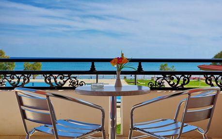 Řecko - Zakynthos na 7 až 8 dní, all inclusive, polopenze nebo snídaně s dopravou letecky z Ostravy, Prahy nebo Brna 30 m od pláže