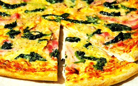 2x pizza podle výběru, ∅ 32 cm