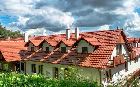 Podzim na na Chatě Jana s wellness v Bílých Karpatech