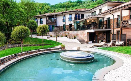 Leto v exkluzívnej Villa Helia*** s privátnymi jacuzzi a neobmedzeným wellness