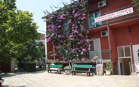 Chorvatsko - Severní Dalmácie na 10 dní, polopenze s dopravou autobusem