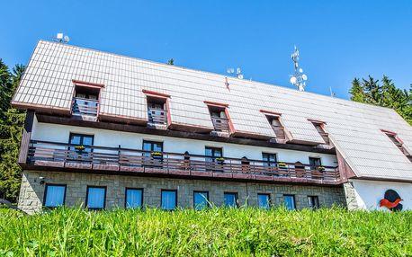 Hotel Kozubová v Beskydech s polopenzí, dítě zdarma