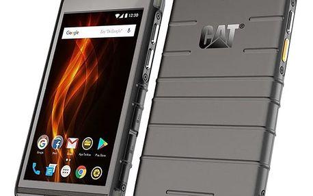 Mobilní telefon Caterpillar S31 Dual SIM (S31) černý + DOPRAVA ZDARMA
