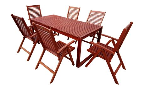 Texim Dining zahradní set 1+6