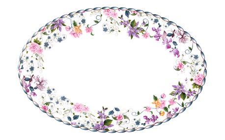 Oválný talíř Krauff Versailles, 30,6 cm