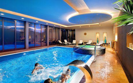 Neomezený letní wellness pobyt v hotelu PARK****
