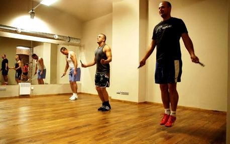 Lekce bojových sportů v centru Prahy: MMA, box či kickbox