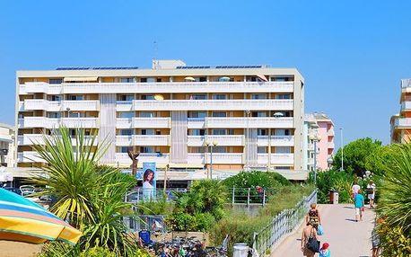 Itálie - Bibione na 8 až 10 dní, bez stravy s dopravou autobusem nebo vlastní přímo na pláži