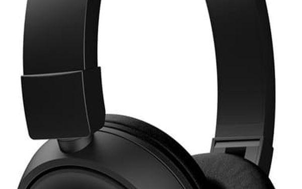 JBL T450BT Bluetooth (JBL T450BT BLK) černá