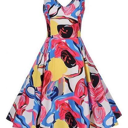 Dámské vintage šaty Alani - 10 variant