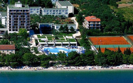Chorvatsko - Tučepi na 4 dny, all inclusive s dopravou vlastní 50 m od pláže
