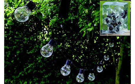 Svítící LED řetěz Boltze Bulb,délka210cm