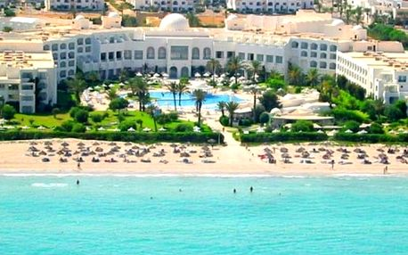 Tunisko - Mahdia na 8 až 9 dní, all inclusive s dopravou letecky z Prahy přímo na pláži