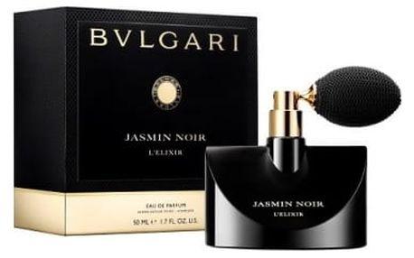 Bvlgari Jasmin Noir L´Elixir 50 ml parfémovaná voda tester pro ženy