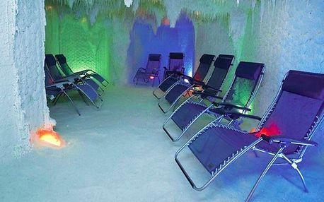 Relaxace v solné jeskyni v Praze - 10 vstupů