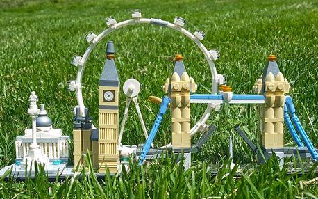 Zábavně-naučný příměstský tábor s Lego Architecture