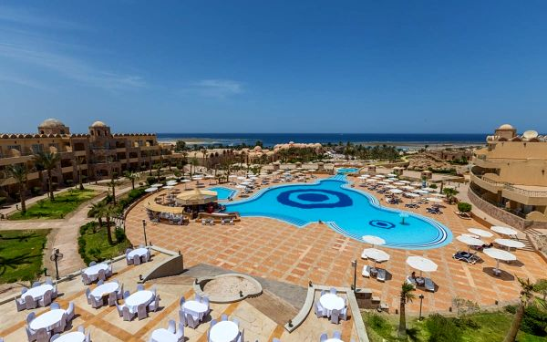 Egypt - Marsa Alam na 7 až 9 dní, all inclusive s dopravou letecky z Brna nebo Prahy přímo na pláži