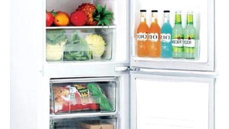 Chladnička s mrazničkou Goddess RCD0150GW8A bílá