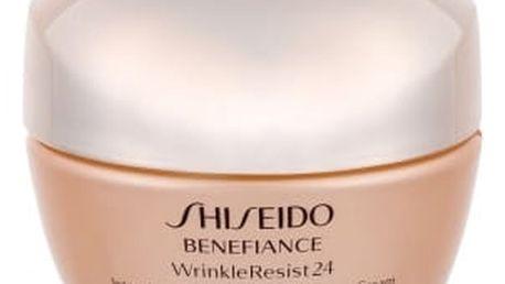 Shiseido Benefiance Wrinkle Resist 24 Intensive 50 ml denní pleťový krém proti vráskám pro ženy