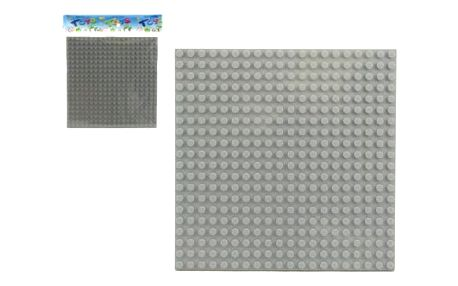 Podložka pro stavebnice 16x16 cm