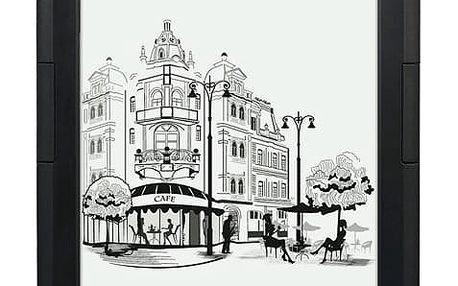 Čtečka e-knih C-Tech Lexis (EBR-61) černá (EBR-61)