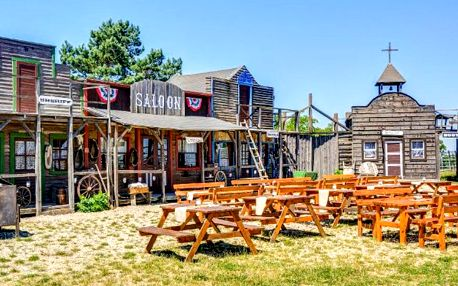 Rodinný pobyt na ranči s kovbojskými zážitky