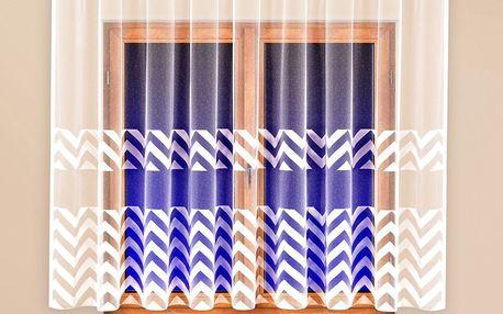 4Home Záclona Linda, 300 x 150 cm, 300 x 150 cm