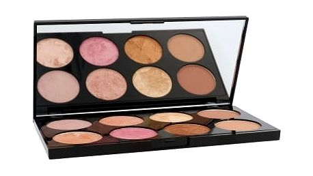 Makeup Revolution London Ultra Blush Palette 13 g tvářenka pro ženy Golden Sugar 2