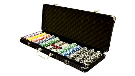 Garthen Ocean Black Edition 499 Poker set 500 ks 5-1000