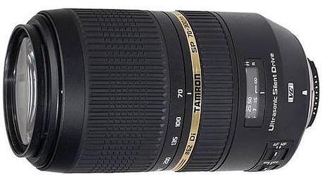 Objektiv Tamron SP AF 70-300mm F4-5.6 Di VC USD pro Canon černý (A005E)