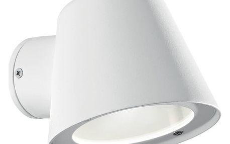 Bílé venkovní nástěnné svítidlo Evergreen Lights Modern