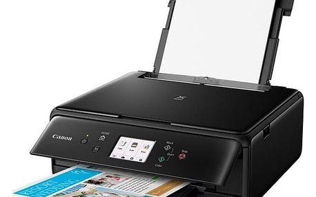 Tiskárna multifunkční Canon PIXMA TS6150 černý (2229C006)