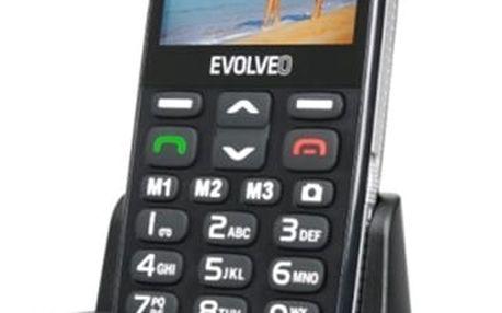 Mobilní telefon Evolveo EVOLVEO EasyPhone XD pro seniory (EP-600-XDL) modrý